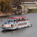 Лодочный транспорт в Праге приравнен к общественному