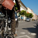 В Пардубице каждый пятый передвигается на велосипеде