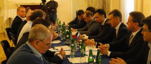 Бизнес-семинар в Праге