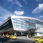 Так мог бы выглядеть модернизированный аэропорт Водоходы недалеко от Праги