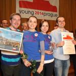 В Праге прошёл фестиваль молодых талантов