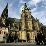 Пражский град стал самым посещаемым местом в Праге