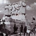 """""""Внутренности"""" бывшего памятника Сталина можно будет увидеть 1 мая"""