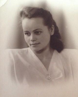 Мария Николаевна Гавендова