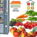 В школах детям будут предлагать фрукты и овощи