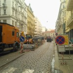 Летом в Праге будут закрыты несколько улиц