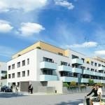 Так будет выглядеть новый жилой дом на Жижкове