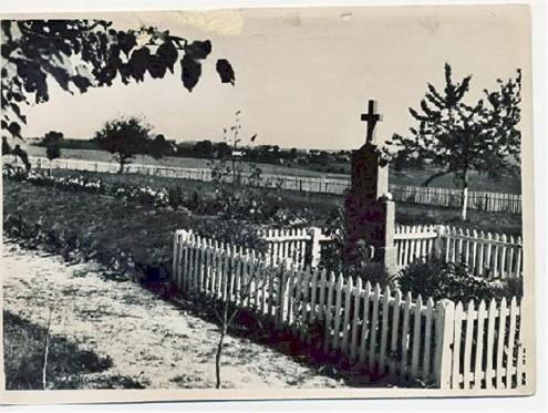 Памятник жертвам в Чешском Малине