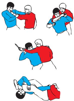 Самозащита в экстремальных условиях