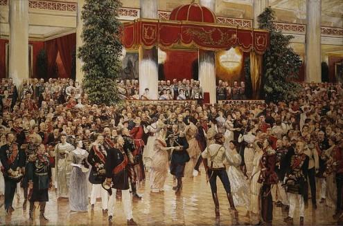 Танцевальная программа бала