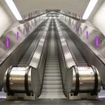 """На станции """"Народни тржида"""" появятся новые мониторы для рекламы"""