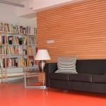 Так выглядит новое отделение библиотеки на Праге 7