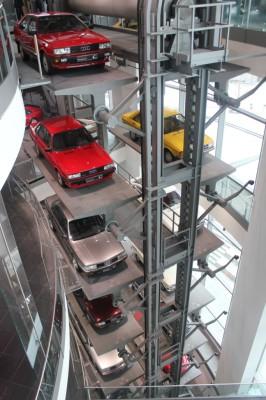 Центр Audi