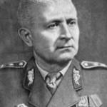Генерал Людвик Свобода возглавлял корпус чехословацких добровольцев, которые в рядах Красной армии сражались против гитлеровских захватчиков