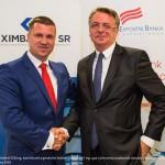 Чешский экспортный банк (ČEB) и словацкий Eximbanka подписали соглашение о сотрудничестве
