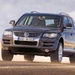 Volkswagen Touareg - один из самых популярных внедорожников в Европе
