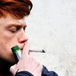 Многие дети в Чехии курят и употребляют алкоголь