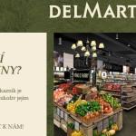 В Праге откроется первый магазин Delmart