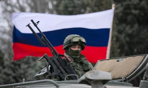 Вторжение на Украину для России