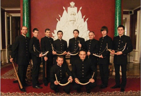 Российский роговый оркестр
