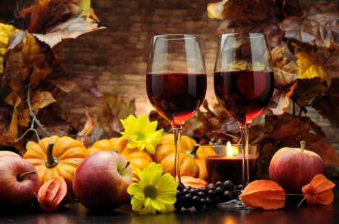Вино & осень