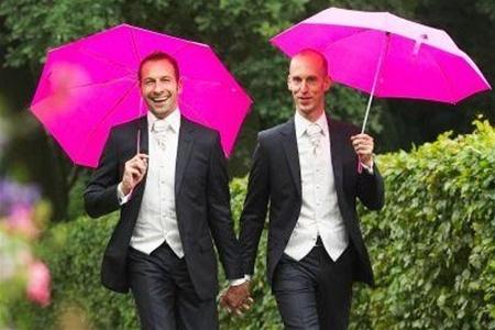 В 2014 году гражданское партнерство в Чехии заключили 233 однополые пары