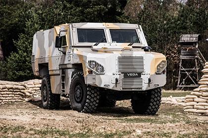 Чехия объявила тендер на поставку 62 бронемашин
