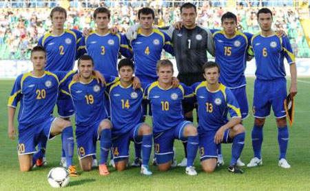 Национальная сборная Казахстана