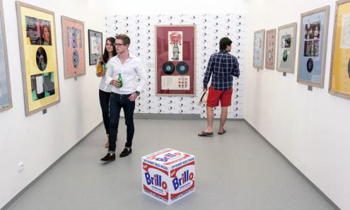 Выставка Энди Уорхола