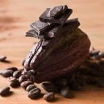 Тёмный горький шоколад