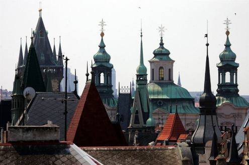 Примерно четверть всех квартир в Чехии покупают выходцы из бывшего СССР