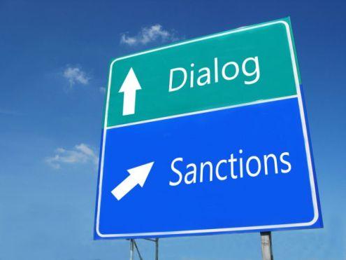 Диалоги о санкциях