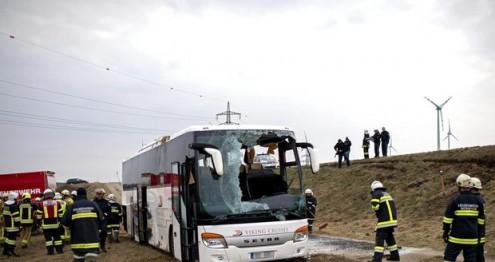 В Австрии разбился автобус с музыкантами Чешской филармонии