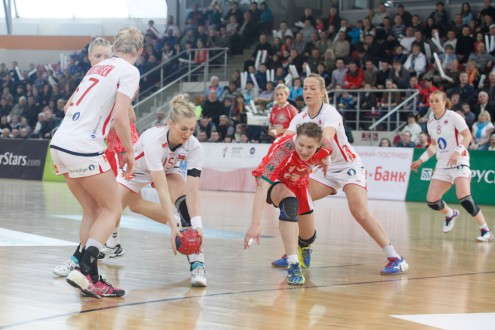 Женская сборная Беларуси по гандболу