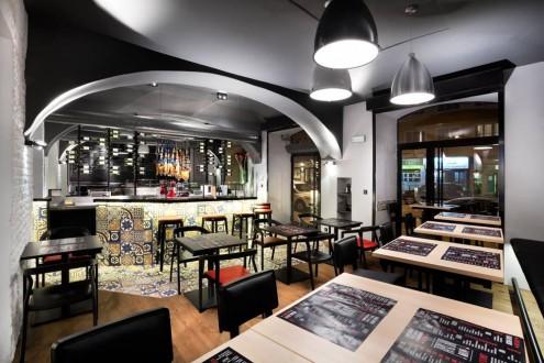 Ресторан «Tapas Bar Miró»