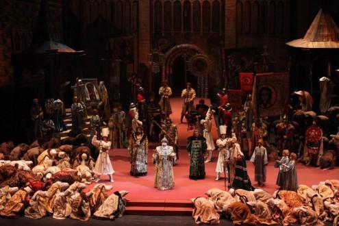 Солисты Большого театра на чешской сцене