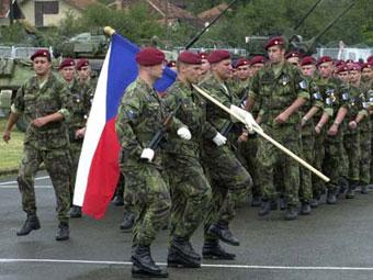 Чехия к 2020 г повысит расходы на оборону