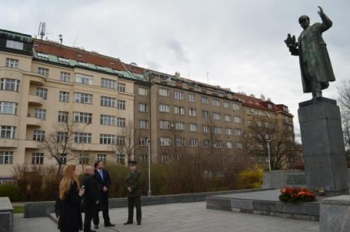 Кировское военно-историческое общество профинансирует ремонт памятника коневу в Праге