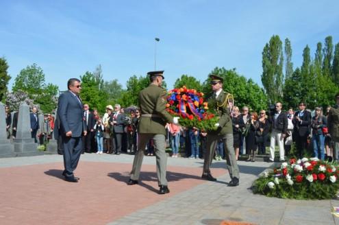Представители Посольства Армении