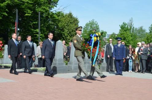 Представители Посольства Казахстана