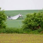 В Чехии во время учений разбился истребитель