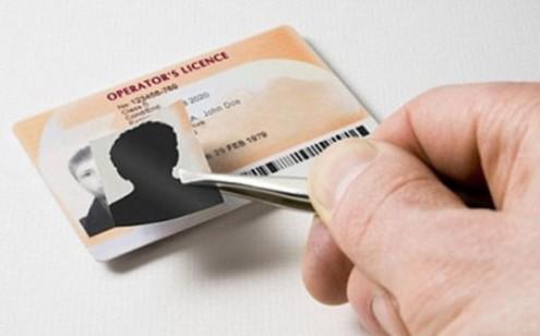 Изготовление фальшивых документов