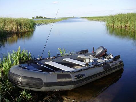 Секреты выбора надувной лодки
