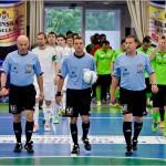 Завершился чемпионат Чехии по футзалу