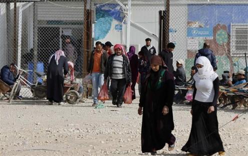 В Чехии задерживают беженцев