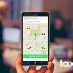 Приложение Taxify