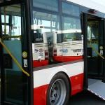 Новый автобус