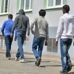 Нелегальные мигранты в Чехии