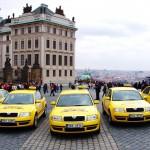 Такси Прага