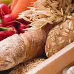 Овощи и выпечка
